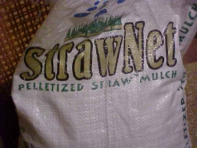 strawmulch