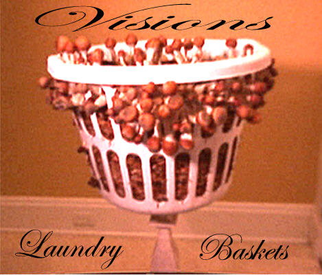 Visions Laundry Basket 3