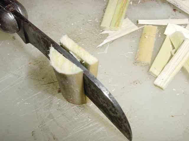 cutting hazle 3