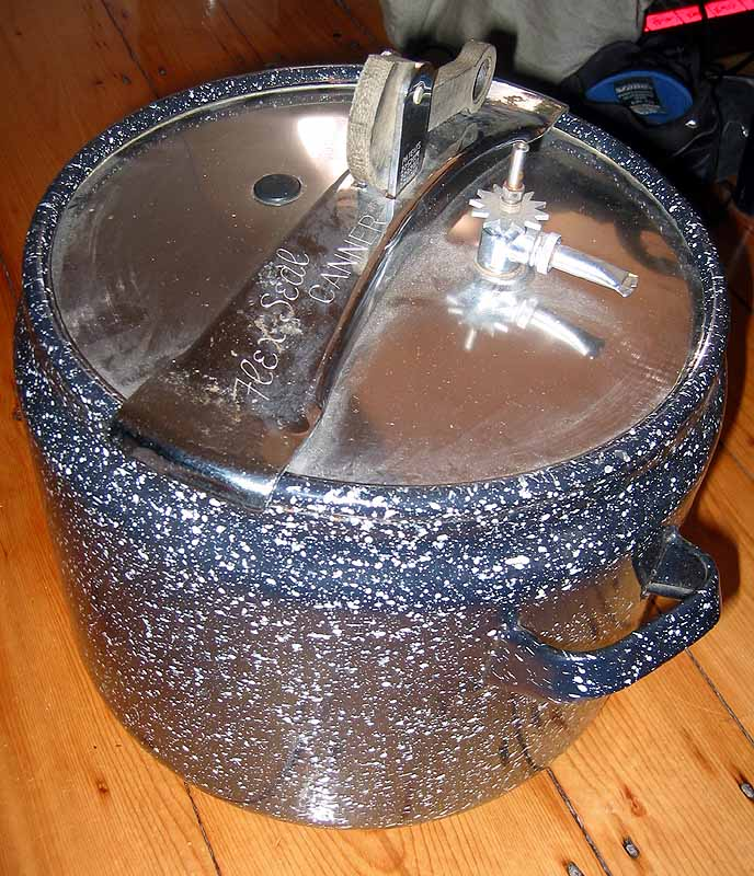 Mycotopia Web Archive: How do I use my pressure cooker?