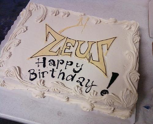 Birthday Of Zeus