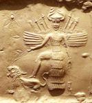 220px-Ishtar_on_an_Akkadian_seal.jpg