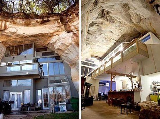 Underground houses LifeStyles Mycotopia