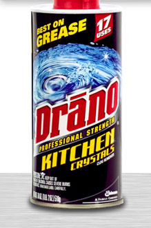 Drano as a source of sodium hydroxide LYE - Botanicals and