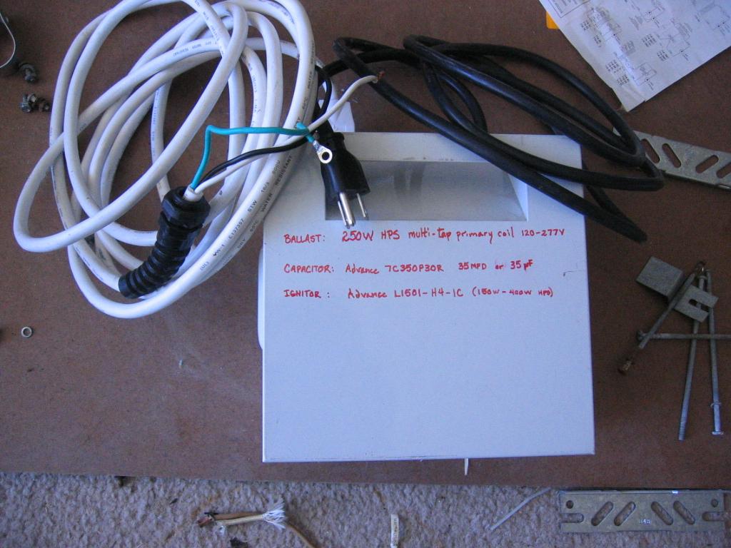 150w hps ballast wiring diagram t5ho ballast wiring