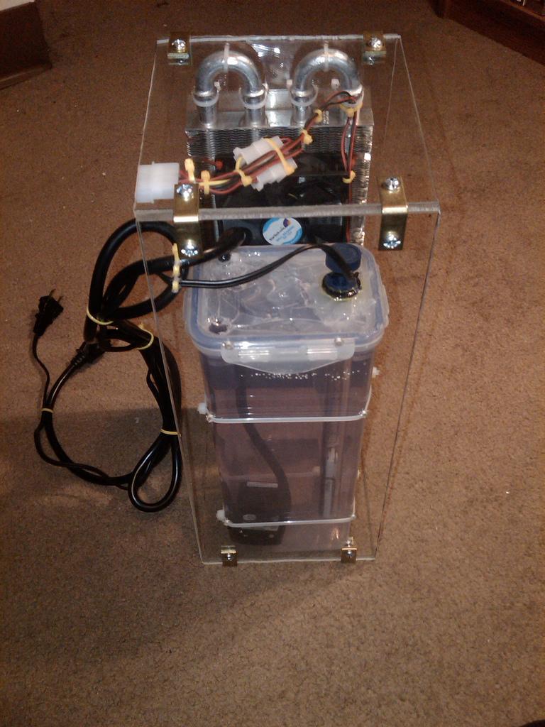 Homemade Mini Space Heater Incubator Fungi Magic