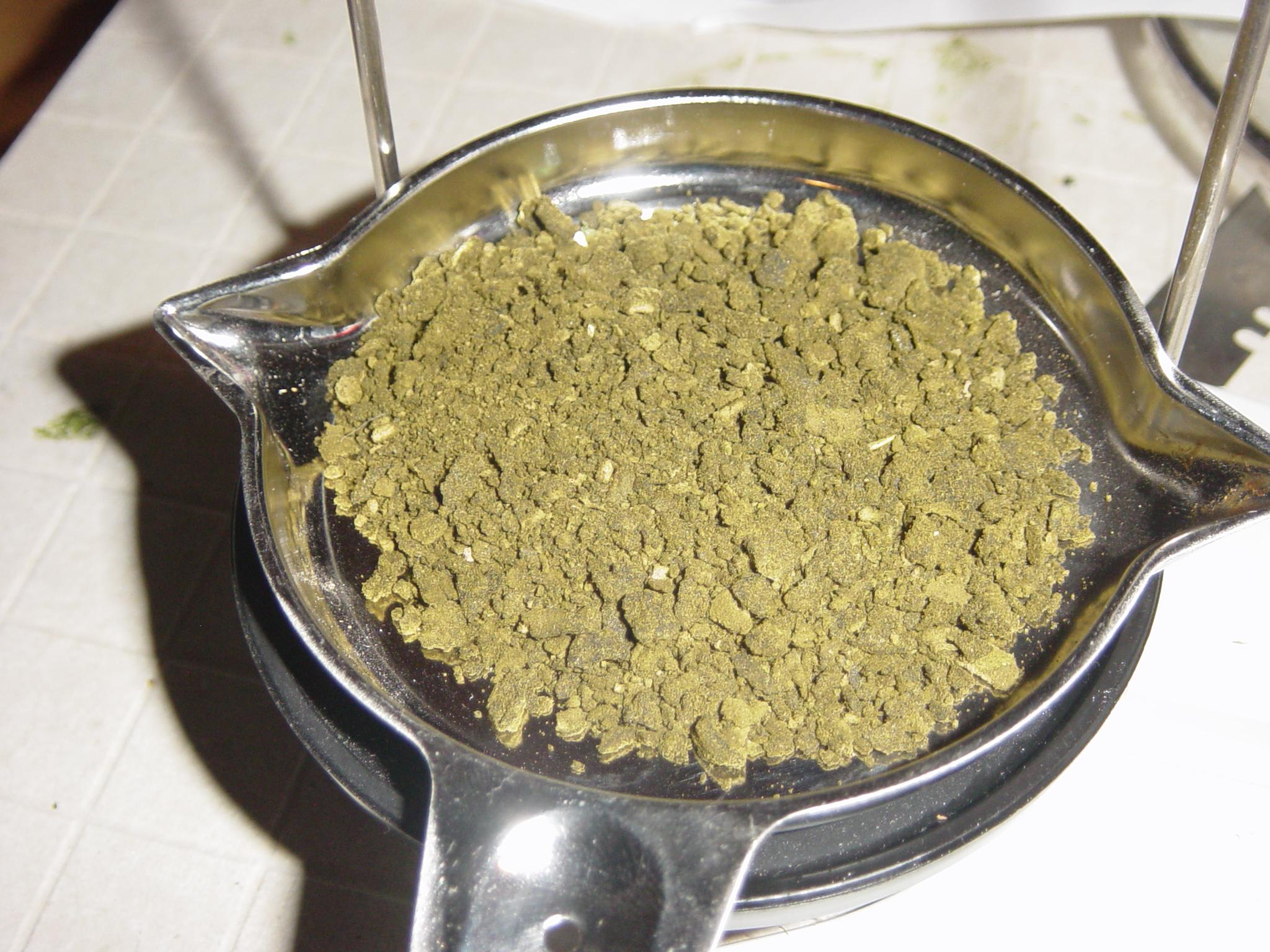 Acetone + Isopropyl alcohol = Mescaline Extraction - Botanicals