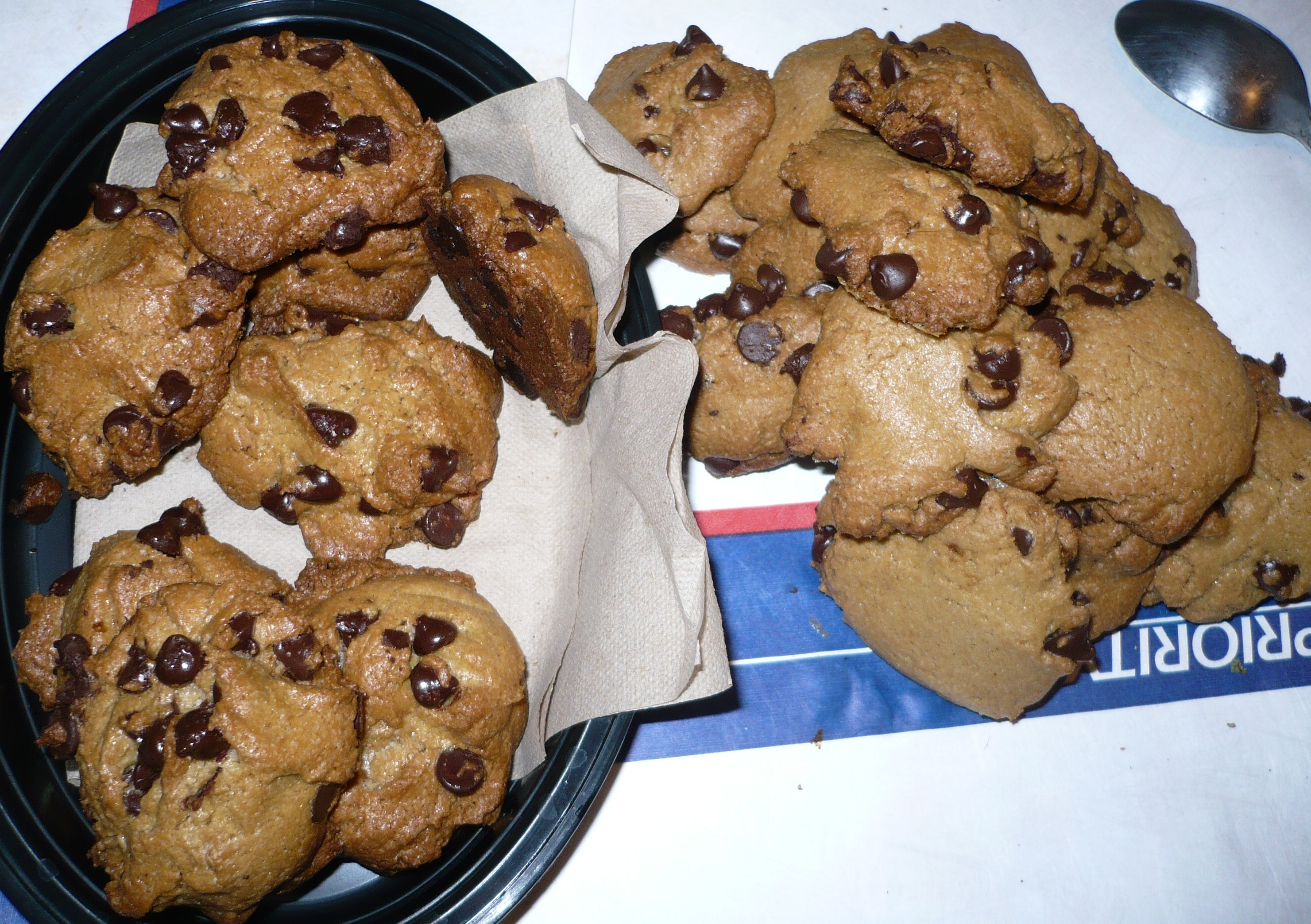 Best Cannabutter Chocolate Chip Cookies